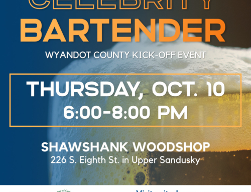 United Way of Wyandot County's Celebrity Bartender Kicks Off Annual Campaign