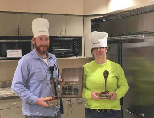 POET Biorefining Marion's Annual Chili Cook-Off Benefits United Way