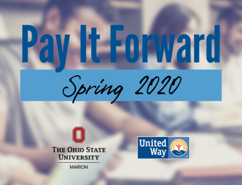 Pay It Forward Project: Spring 2020