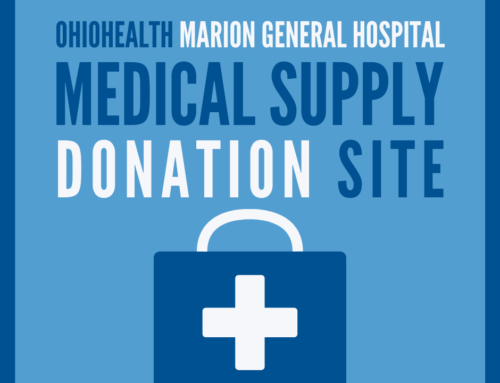 OhioHealth Marion General Hospital Opens Medical Supply Donation Site