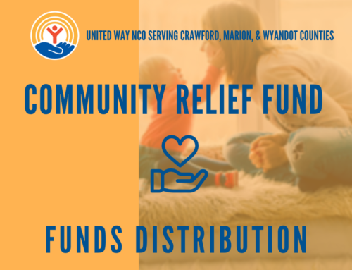 UWNCO Continues to Award Community Relief Fund Grants