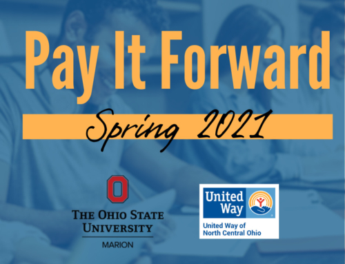 Pay It Forward Project: Spring 2021